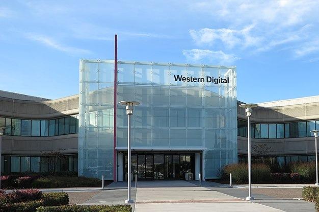 Oficinas de Western Digital en Estados Unidos.