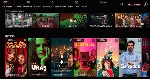 Atresmedia actualiza su plataforma de streaming con microservicios de Canonical