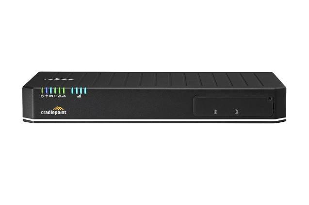 Cradlepoint presenta un nuevo router empresarial 5G.