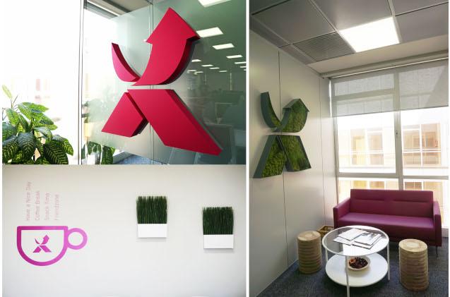 Oficinas de Exclusive Networks.