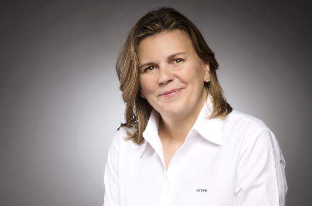 Susana Juan, de Arsys.
