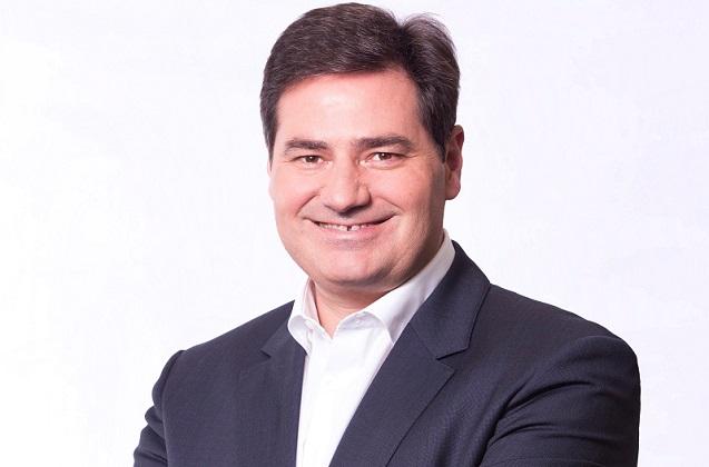 Andrés Vicente, nuevo CEO en Iberia de Ericsson.