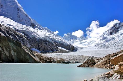 Glaciares Perú
