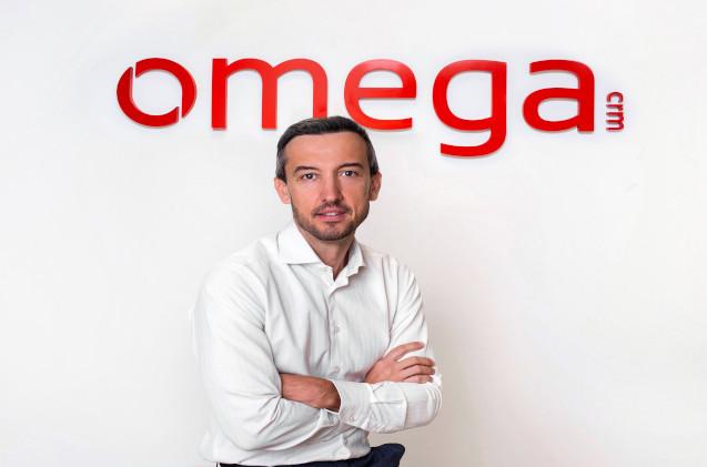David García Fuentes, CEO de Omega