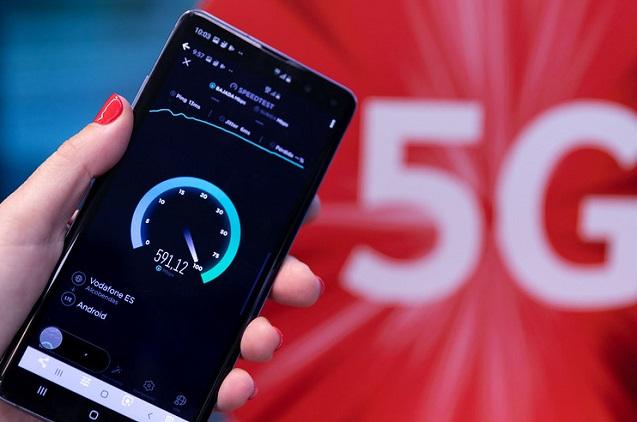 Vodafone experimentó en verano un aumento del 30% en el tráfico de datos.