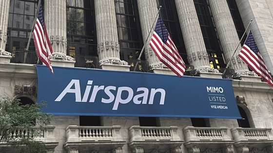 Airspan Networks se une a 5G Americas.