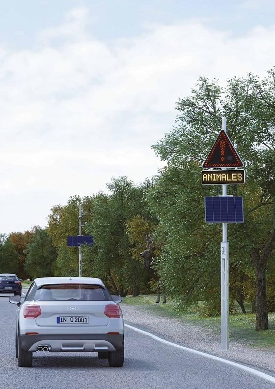 La tecnología V2X de Lacroix da servicio en más de 5.000 km de redes de carreteras.