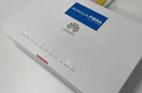 Avanza ofrece hasta 1000Mb simétricos con su nuevo router Wi-Fi 6.