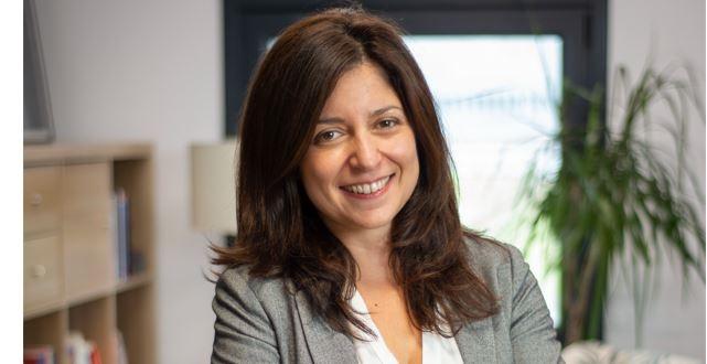 Sheila Méndez, directora del Área Digital de Izertis.