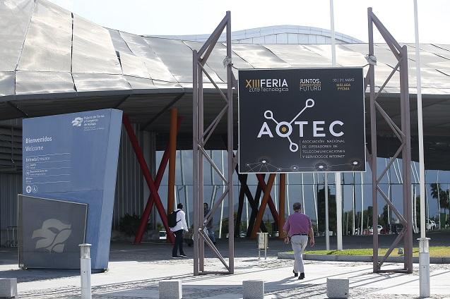 Aotec 2021 refuerza su protocolo anti Covid con Wizzie.