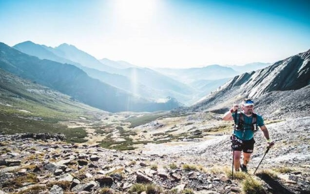 Conexión por satélite para el V Ultra Trail Montaña Palentina.