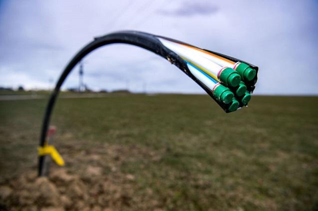 España lidera el ranking europeo de despliegue de fibra en zonas rurales.