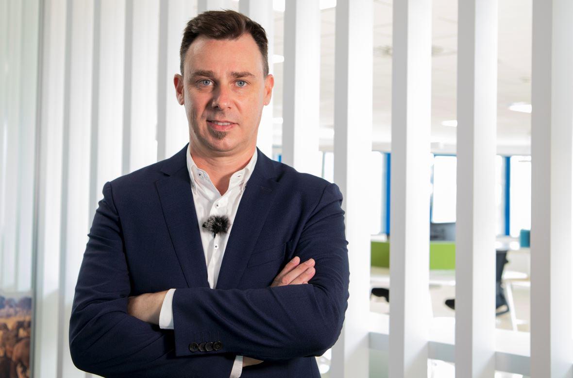 Gianni Cecchin, CEO de Grupo Verne.
