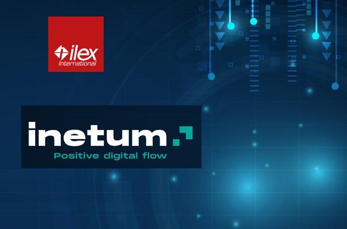 Inetum adquiere Ilex International