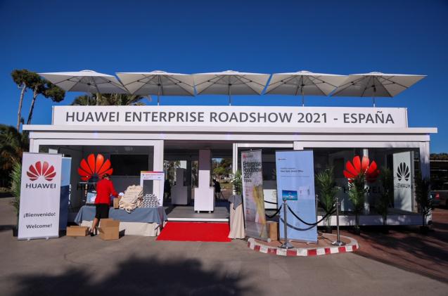 Huawei Enterprise Show 2021