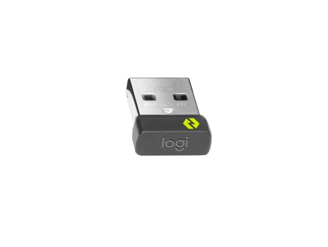 Botón USB de Logi Bolt.