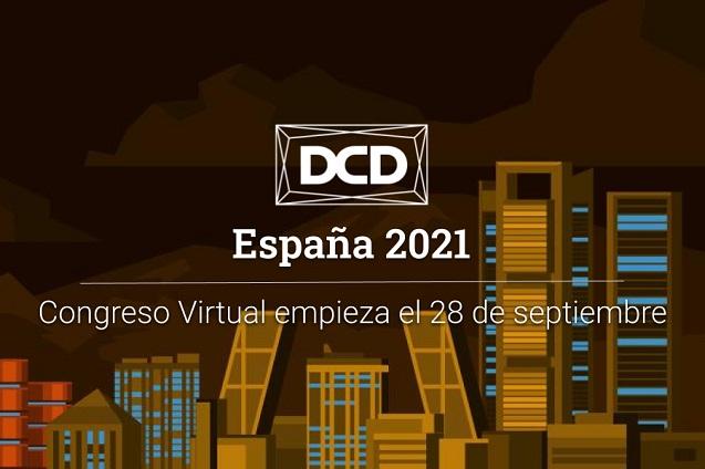 DCD>España 2021, del 28–30 septiembre de 2021.