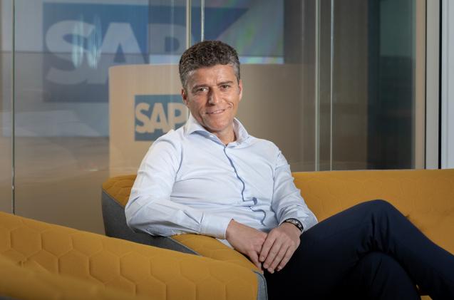 David González Seco, director de midmarket y canales en SAP España