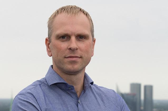 Armands Meinarts, CEO y cofundador de OSS Networks.