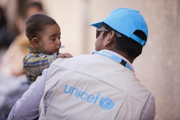 Unicef mejora las comunicaciones con sus donantes.