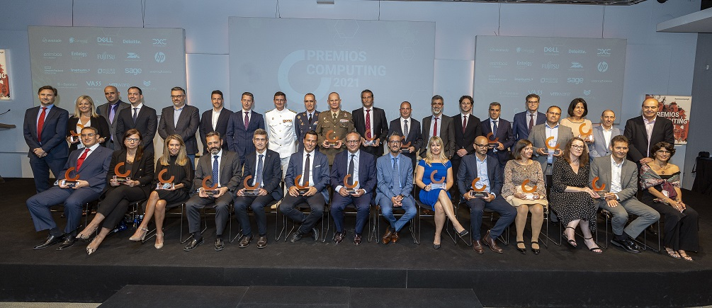 VII edición de los Premios de la Era Digital de Computing.