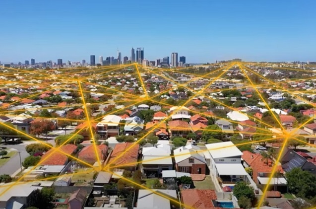 Perth (Australia) da el salto al Gigabit.