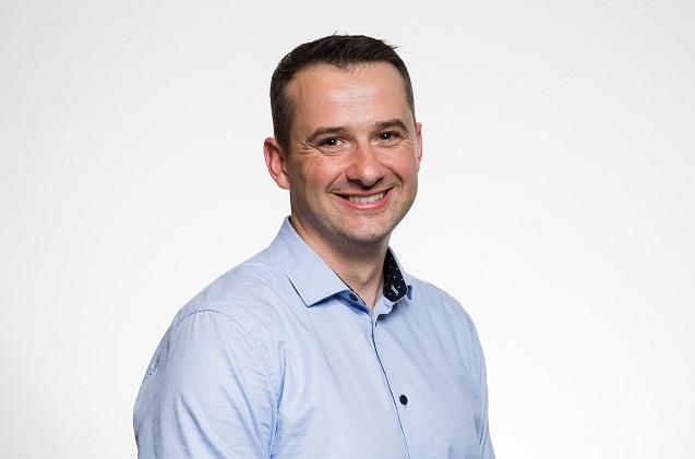 David Higgins, director técnico de EMEA.