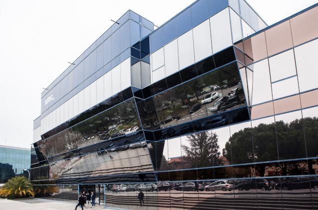 Edificio Satec