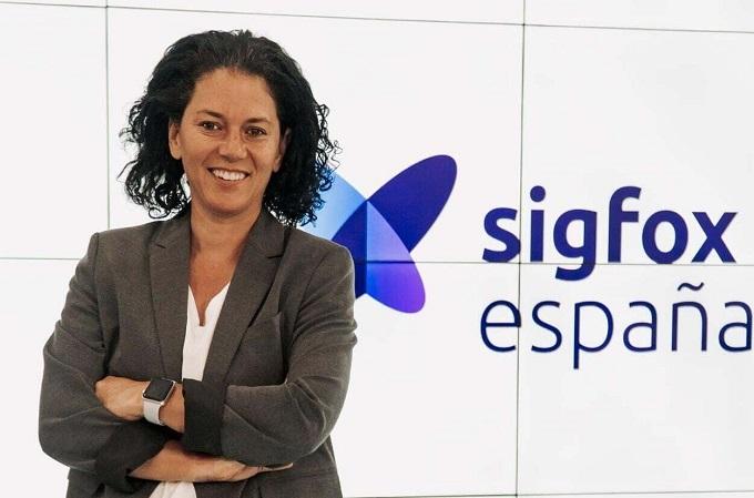 Rebecca Crowe, Managing Director de Sigfox en España