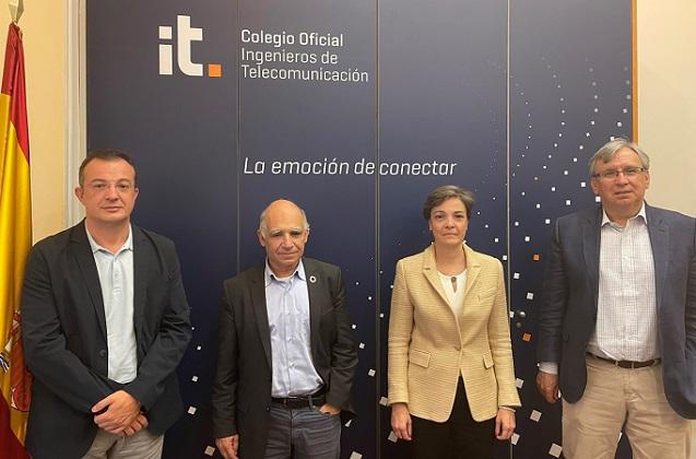 COIT y CSCAE fortalecen su colaboración.