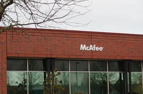 Instalaciones de McAfee en Estados Unidos.