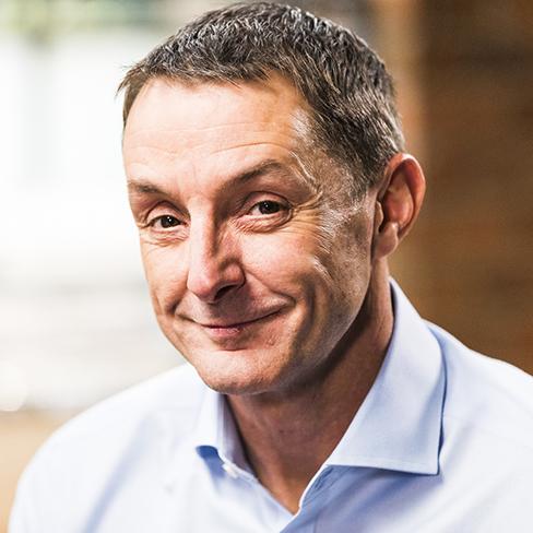 Andrew Burrell, responsable de marketing de las operaciones digitales de Nokia.
