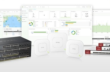 Zyxel presenta firewall de alta gama con Nebula Cloud Networking.