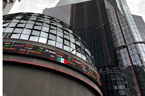 La Bolsa Mexicana de Valores renueva su ciberseguridad con Ikusi.