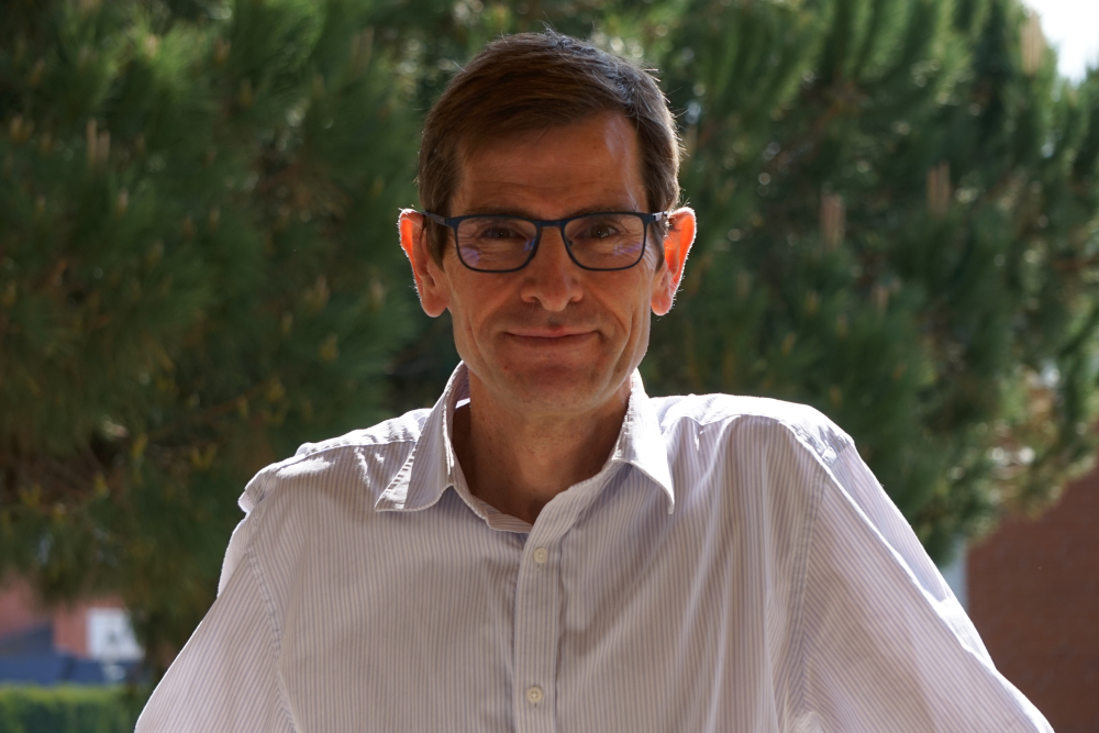 Juan Carlos Encío, de NTT DATA.