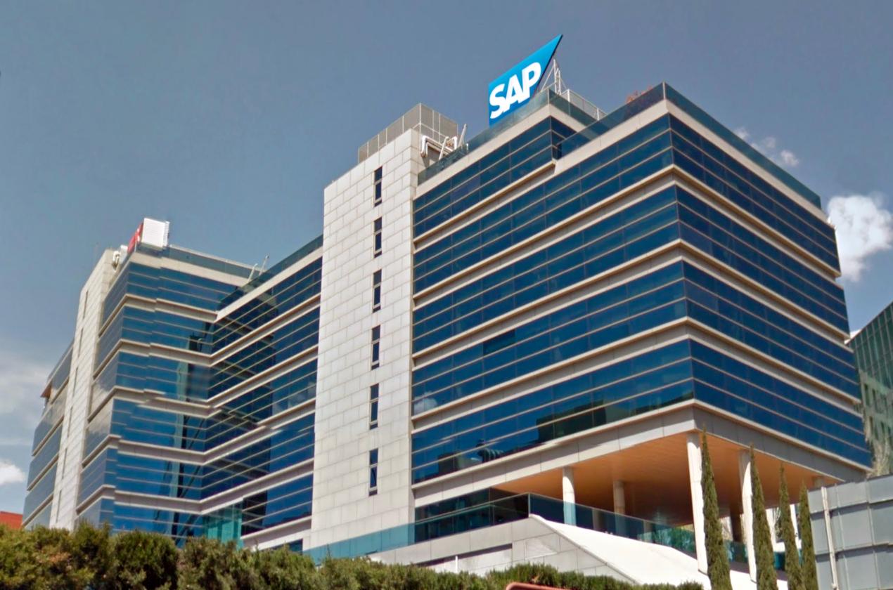 Oficinas de SAP en Madrid.