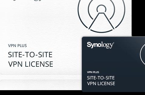 Synology mantiene las licencias gratuitas de VPN Plus.