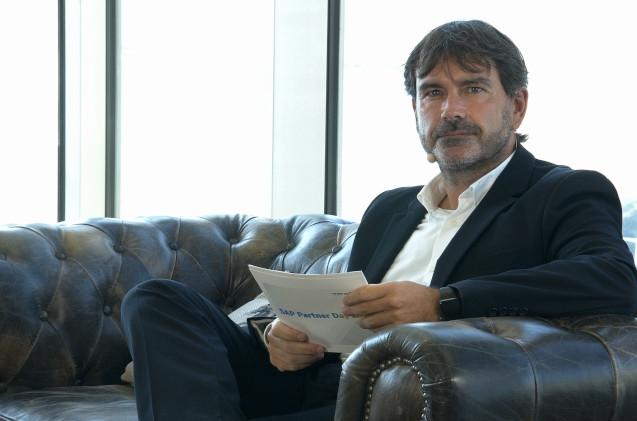 José María Bornás, director de canal de SAP en España