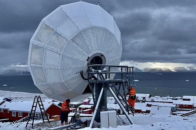 Hispasat amplía conexión satelital en Groenlandia.