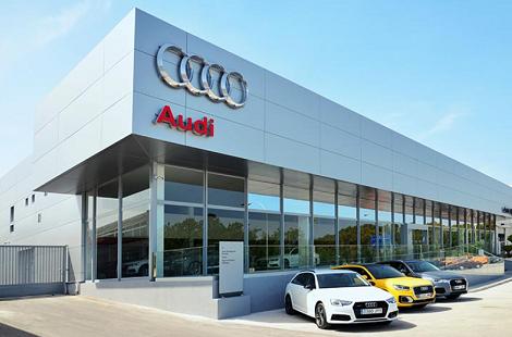 Audi concesionario