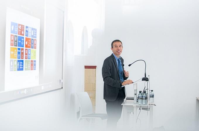 Josep Domingo Ferrer, catedrático distinguido en Ciencia de la Computación en la Universidad Rovira i Virgili
