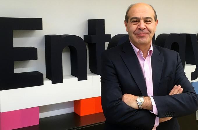 Miguel Castro, Director General de Entelgy