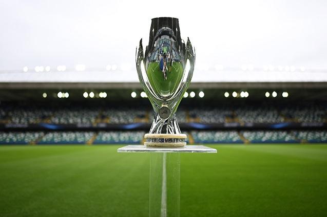 La FA irlandesa había sido galardonada con la celebración de la Supercopa.