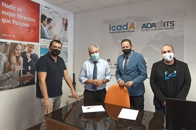 ADA-ITS implantará aGIS en su programa formativo.