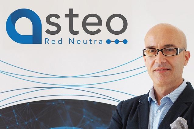 Pedro Abad, consejero delegado de Asteo Red Neutra.
