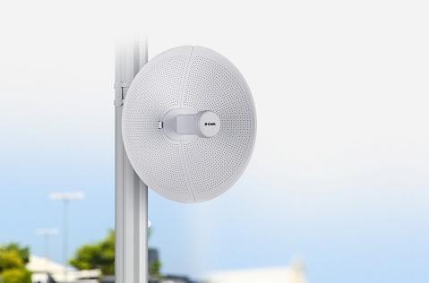 D-Link anuncia puntos de acceso para radio enlaces de largo alcance.