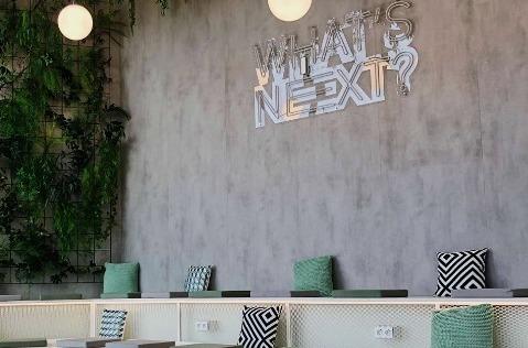 NextFloor Madrid: coworking con Wi-Fi6.