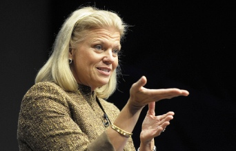 Virginia Rometty, CEO de IBM.