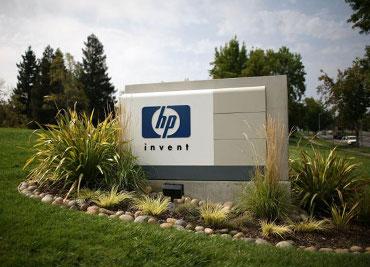 HP headquarters