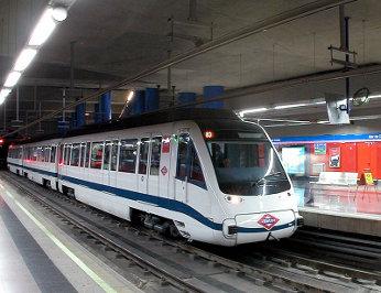 Gowex dota de Wi-Fi gratis al Metro de Madrid